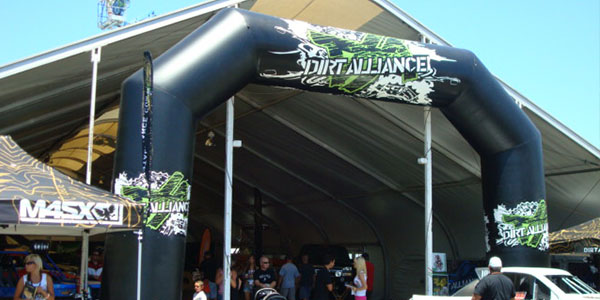 Inflatable -  Spirit Alliance