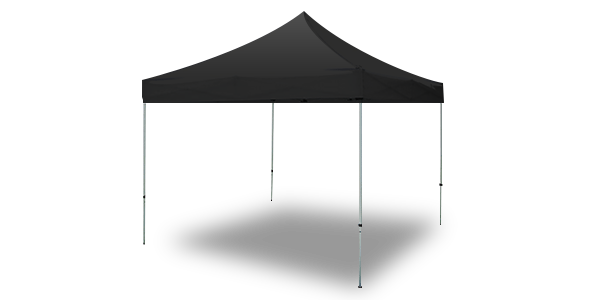 Stock Unprinted Tents And Canopies Vip
