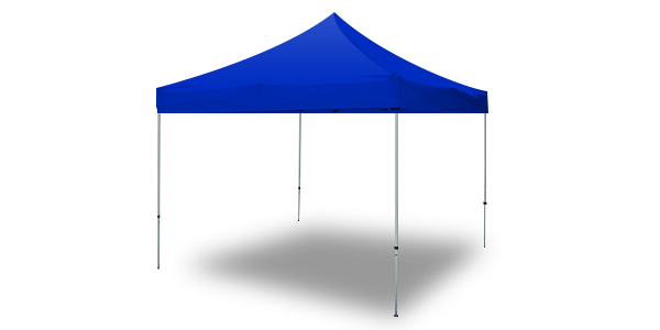 Stock Canopy, Blue