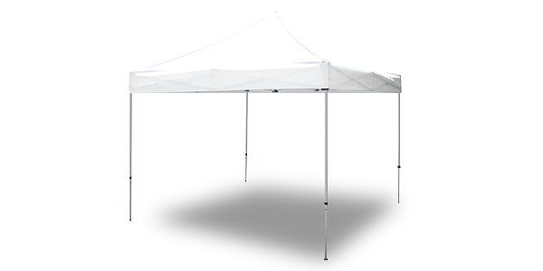 Stock Canopy, White